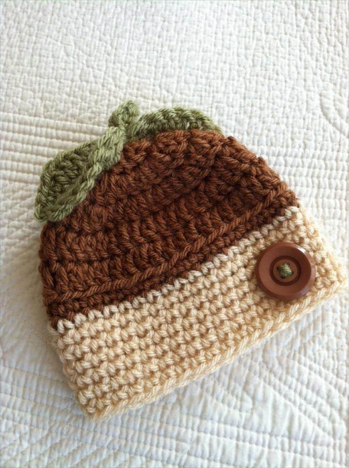 New Crochet Baby Hats 50 Free Crochet Hat Patterns Diy Free Crochet Patterns for toddlers Of Brilliant 47 Photos Free Crochet Patterns for toddlers
