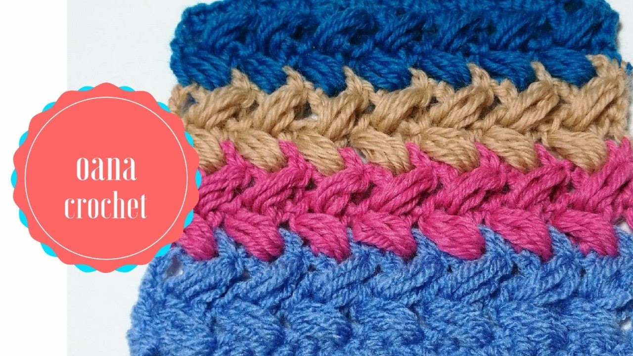 New Crochet Braided Puff Stitch by Oana Crochet Youtube Channels Of Amazing 44 Photos Crochet Youtube Channels