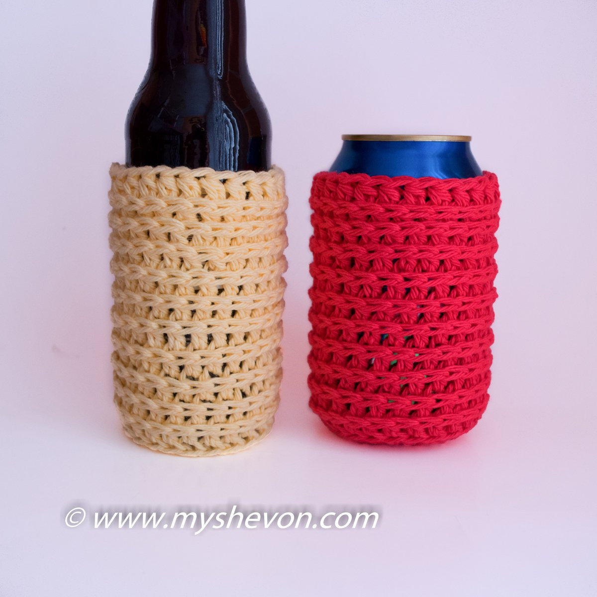 New Crochet Can and Bottle Cozy Pattern Ideal for Outdoor events Can Cozy Of Wonderful 48 Pictures Can Cozy