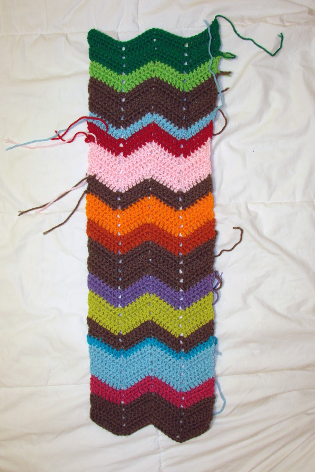 New Crochet Chevron Scarf Pattern Free Chevron Crochet Pattern Of Top 49 Models Free Chevron Crochet Pattern