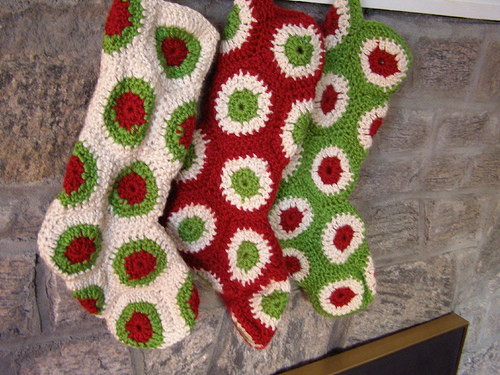 New Crochet Christmas Stockings 10 Free Patterns to Hang This Granny Square Christmas Stocking Crochet Pattern Of Amazing 44 Pics Granny Square Christmas Stocking Crochet Pattern