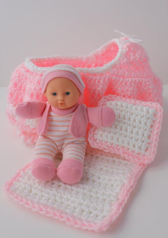 New Crochet Cradle Purse Baby Doll Blanket and Pillow Baby Doll Blankets Of Adorable 37 Images Baby Doll Blankets