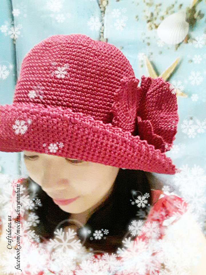 New Crochet Craft Ideas Crochet Flower for Hat Of Beautiful 45 Photos Crochet Flower for Hat