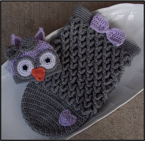 New Crochet Cute Baby Owl Cocoon with Pattern Page 2 Of 2 Baby Cocoon Pattern Of Fresh 45 Images Baby Cocoon Pattern