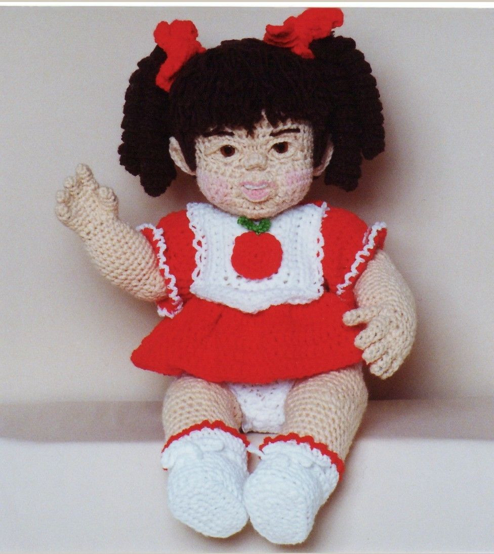 New Crochet Dolls On Pinterest Free Doll Patterns Of Unique 47 Photos Free Doll Patterns