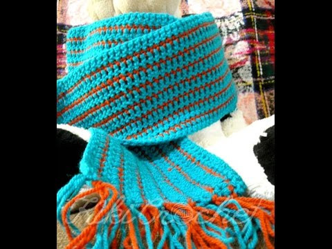 New Crochet Easy Men S Scarf Crochet Scarf Youtube Of Attractive 40 Pictures Crochet Scarf Youtube