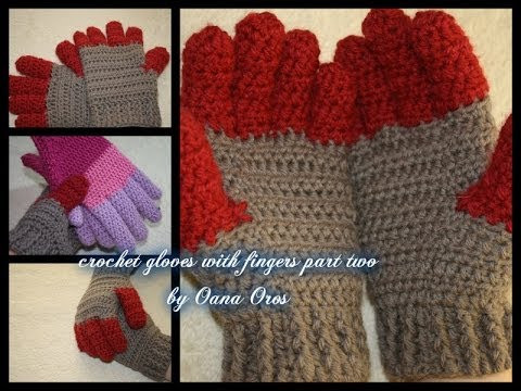 New Crochet Gloves with Fingers Part Two Crochet Gloves with Fingers Of Brilliant 50 Pics Crochet Gloves with Fingers