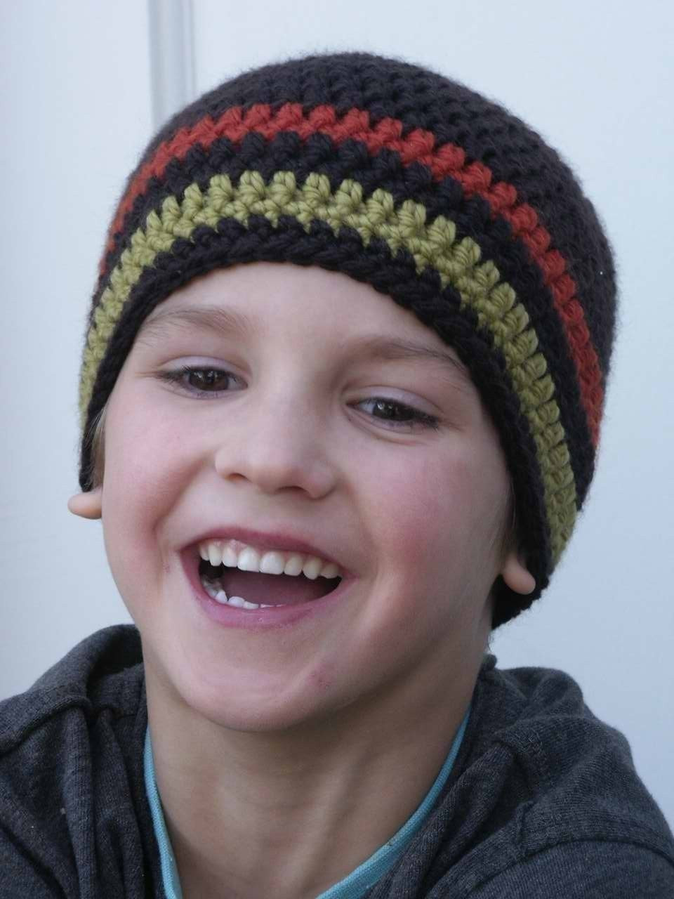 New Crochet Hat Pattern Boys Easy Peasy Beanie with Optional Free Crochet Hat Patterns for Boys Of Fresh 46 Photos Free Crochet Hat Patterns for Boys
