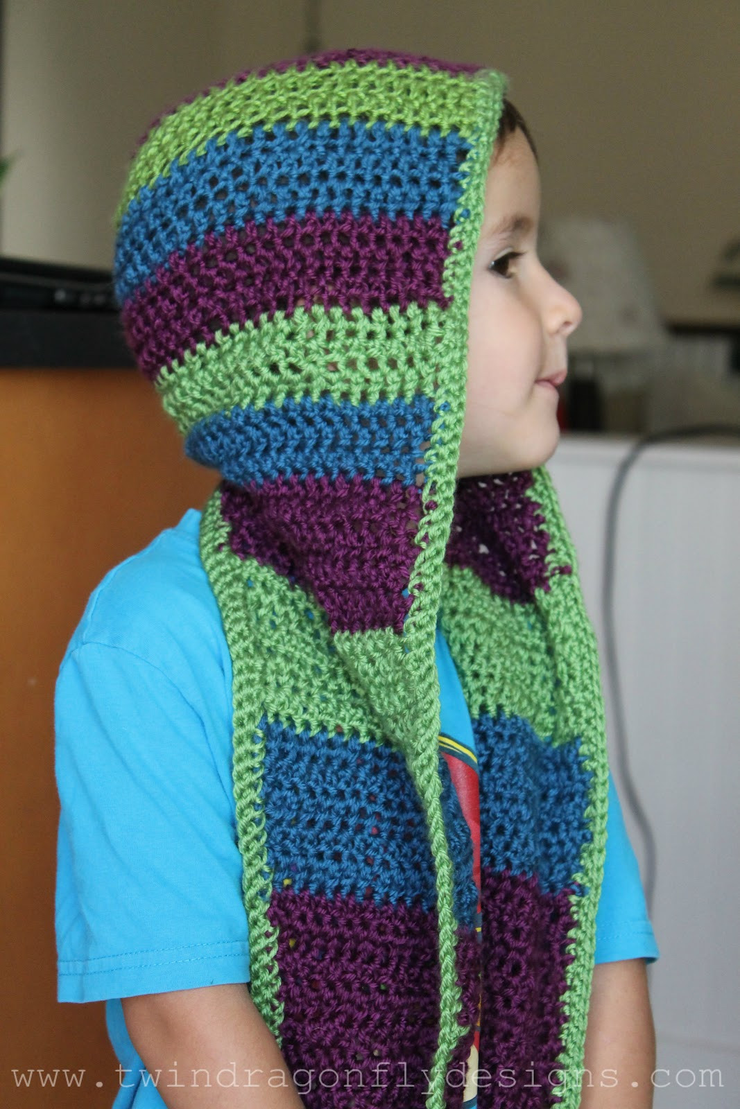New Crochet Hooded Scarf Pattern Dragonfly Designs Crochet Hooded Scarf Of Wonderful 48 Images Crochet Hooded Scarf