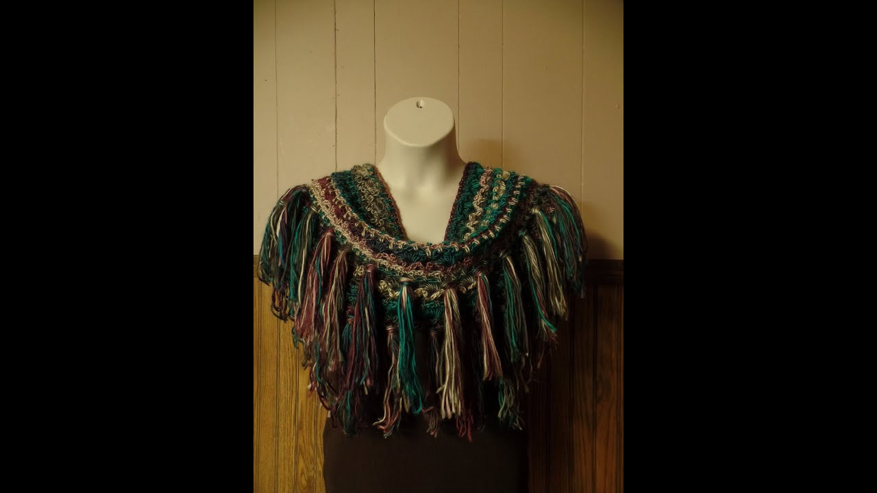 New Crochet How to Crochet Fringe Infinity Scarf Harriet Lace Crochet Scarf Youtube Of Attractive 40 Pictures Crochet Scarf Youtube