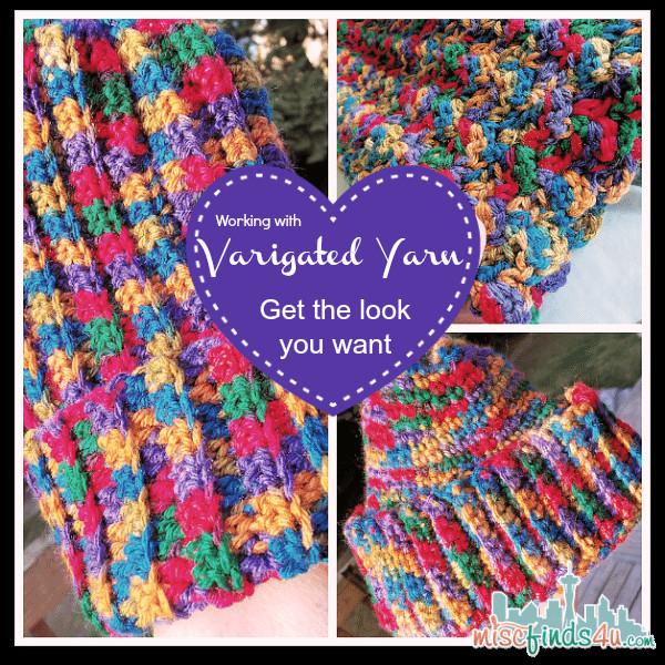 New Crochet How to Varigated Yarns and Free Hat Pattern Variegated Yarn Crochet Patterns Of Attractive 44 Ideas Variegated Yarn Crochet Patterns