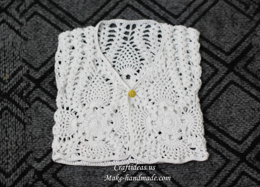 New Crochet Lace Beauty Vest for Kids Handmade Crochet Of Delightful 40 Pics Handmade Crochet