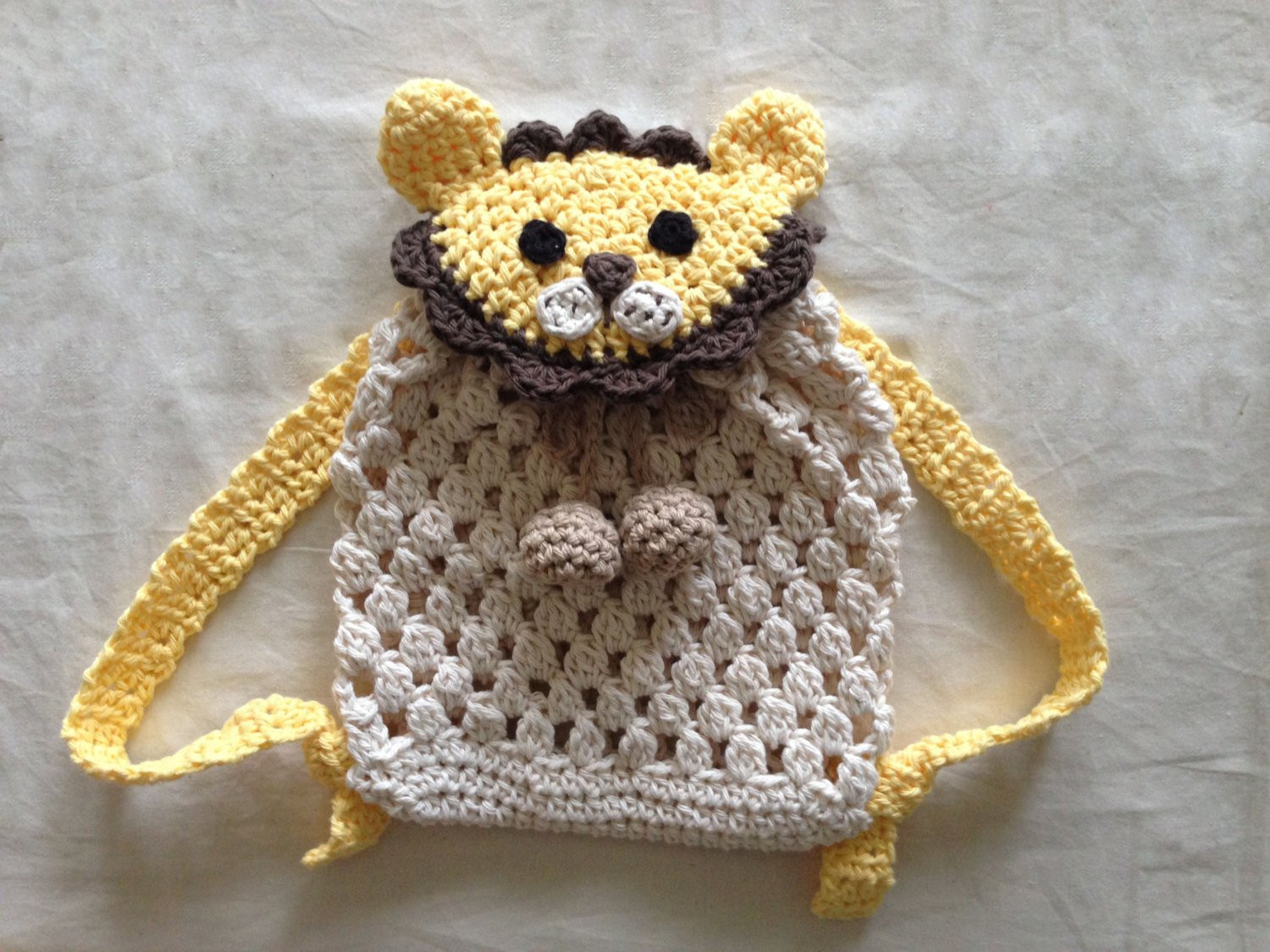New Crochet Lion Backpack for Babies and Kids Crochet Crochet Baby Gift Of Innovative 49 Models Crochet Baby Gift