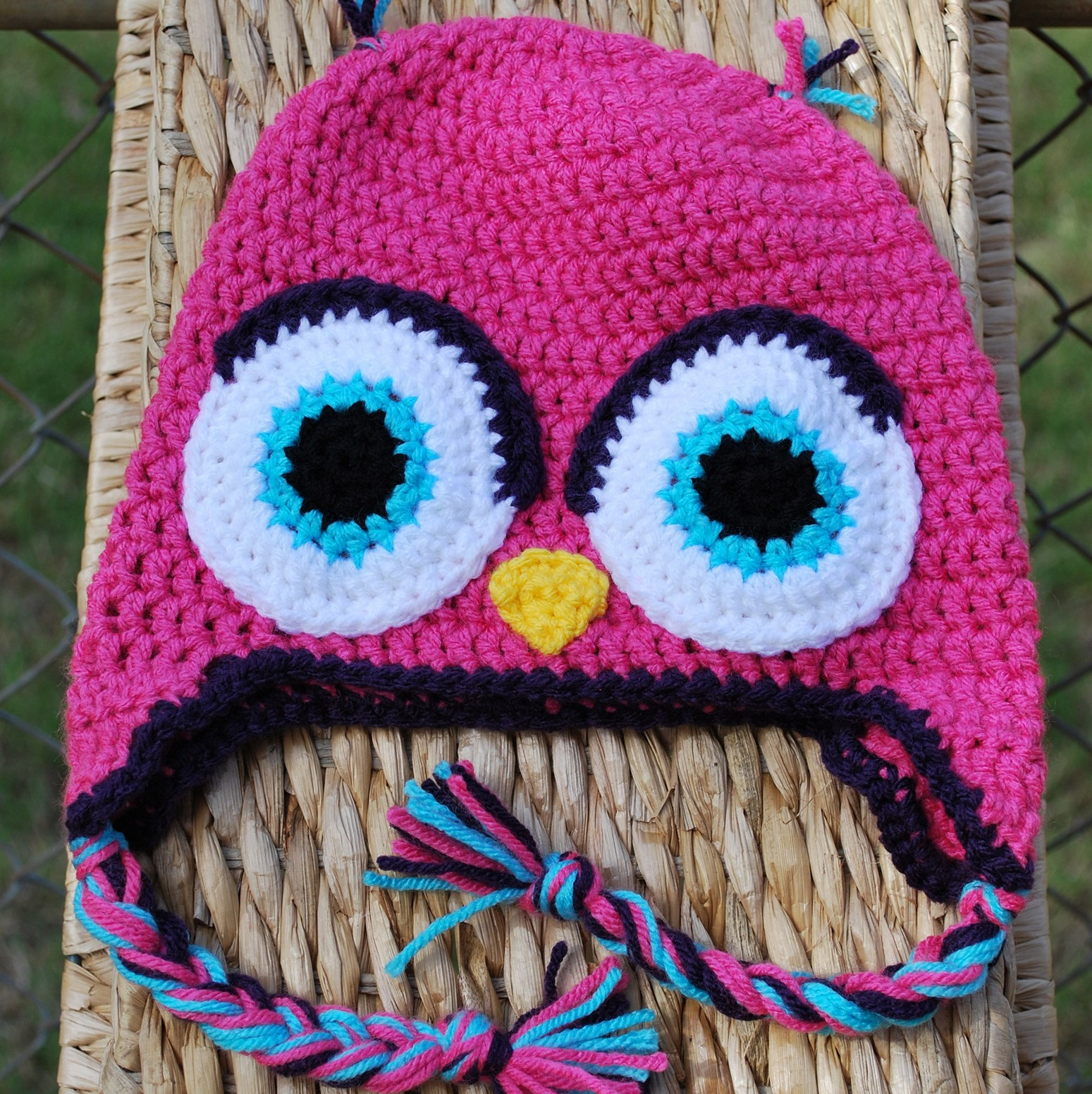 New Crochet Owl Pattern for Adorable and Cute Design Crochet Hat Patterns for Adults Of Fresh Give A Hoot Crocheted Hat Free Pattern for Kids and Adult Crochet Hat Patterns for Adults