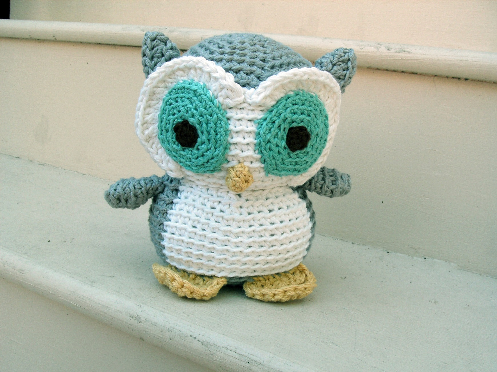Crochet OWL Pattern for Adorable and Cute Design