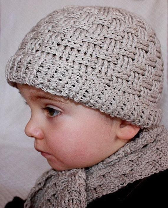 New Crochet Pattern Basketweave Boy Hat and Scarf Crochet Hat and Scarf Of Superb 50 Pics Crochet Hat and Scarf