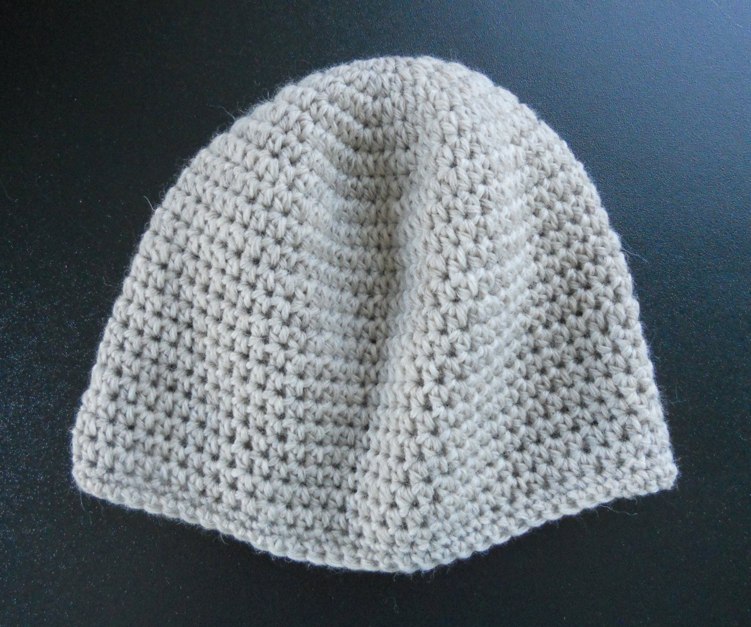 Crochet Pattern PDF Men s Winter Beanie
