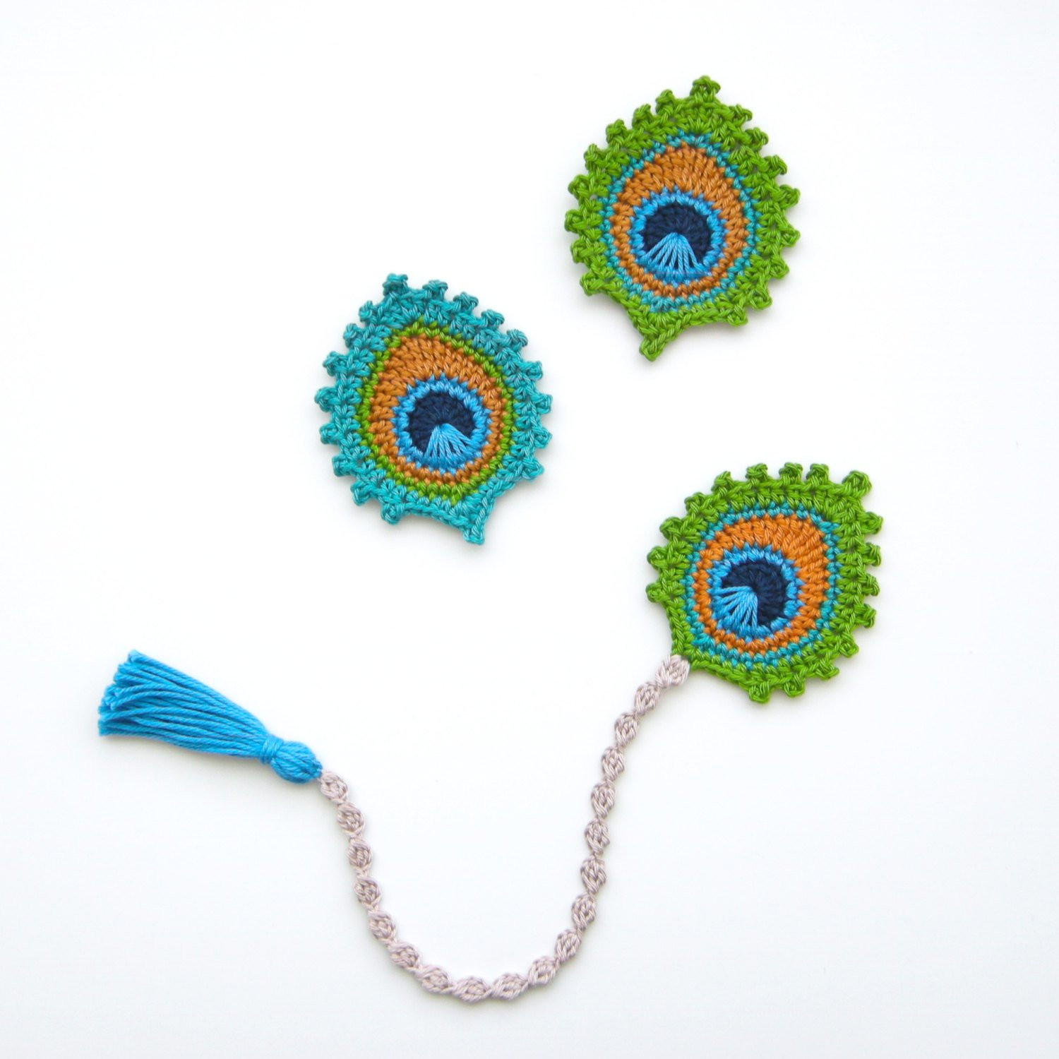 New Crochet Pattern Peacock Feather Bookmark and Motif Crochet Peacock Feather Of Great 44 Models Crochet Peacock Feather