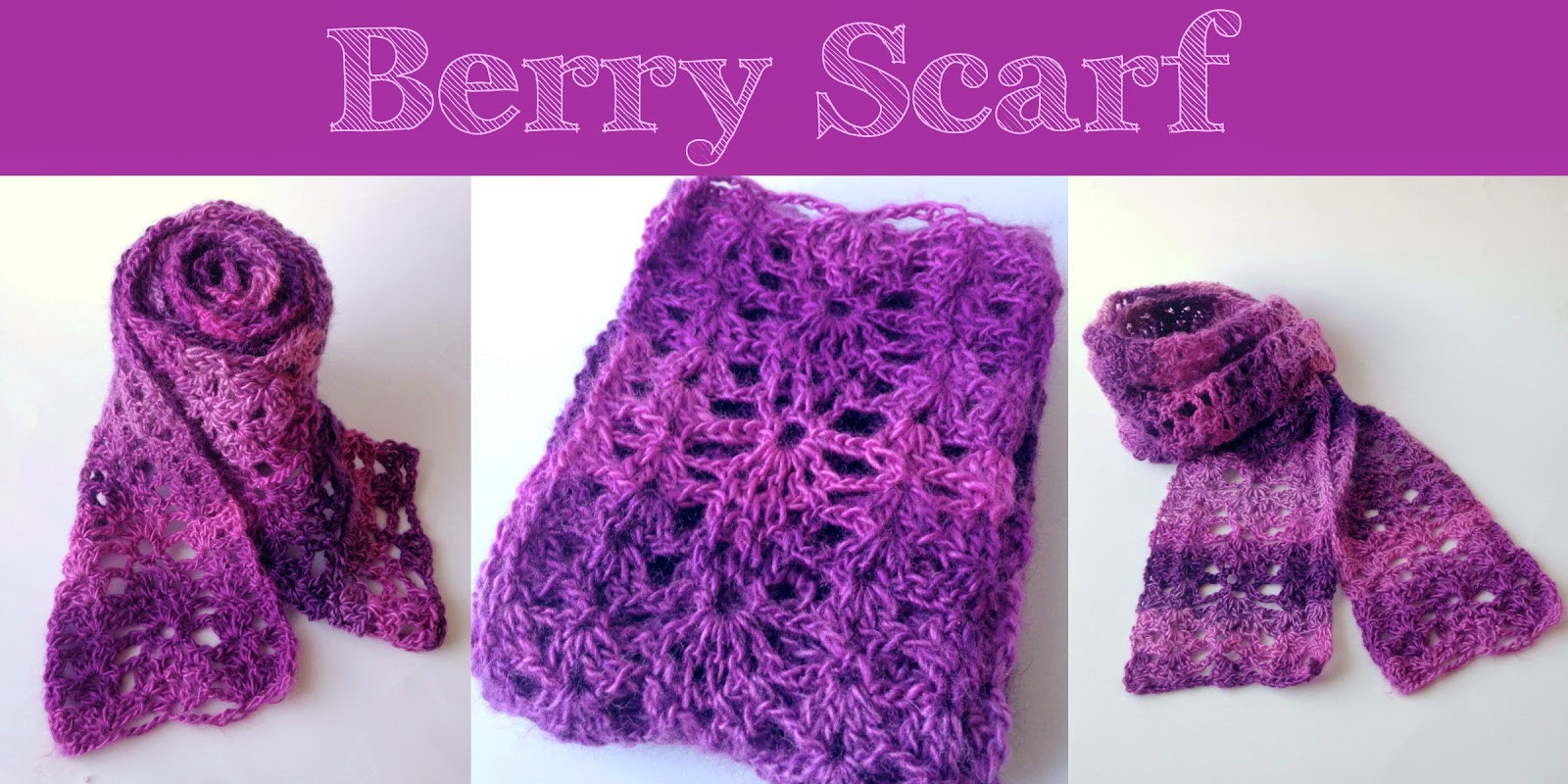 New Crochet Patterns Elegant 5 Little Monsters Berry Scarf Free Crochet Pattern Of Perfect 50 Ideas New Crochet Patterns