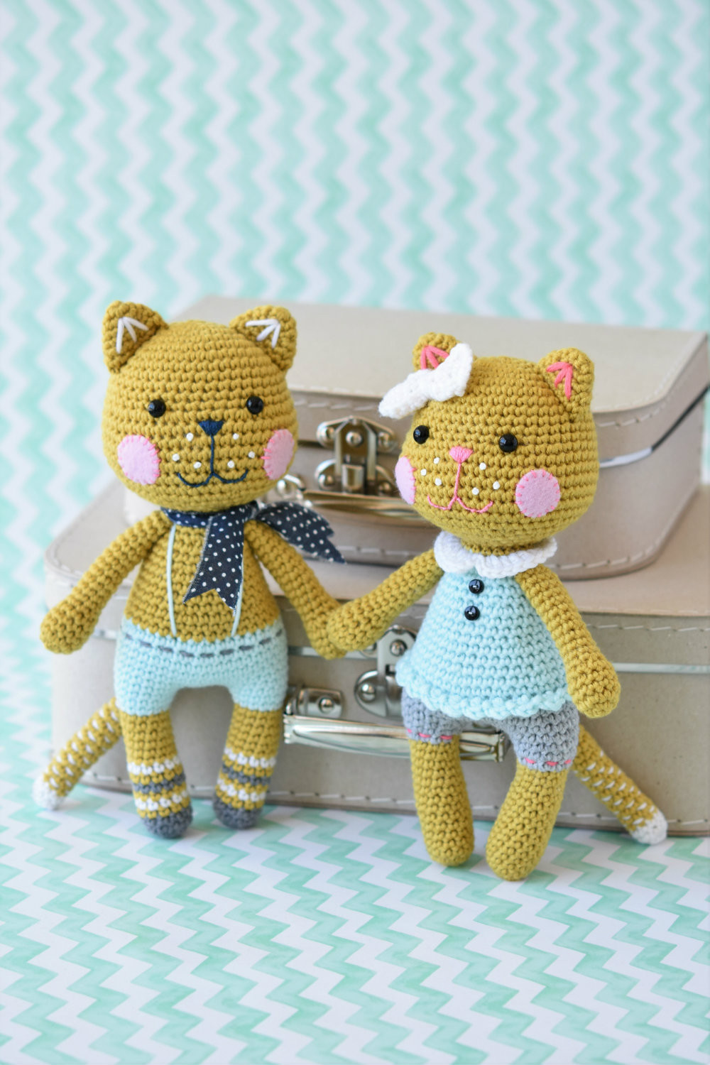 "New Crochet Patterns Elegant New Amigurumi Crochet Pattern ""meow Cat"" by Lilleliis Of Perfect 50 Ideas New Crochet Patterns"