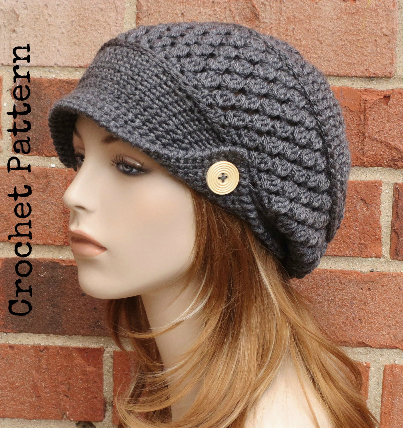 New Crochet Patterns for Women S Hats Crochet and Knit Crochet Beanie Tutorial Of Attractive 48 Pics Crochet Beanie Tutorial