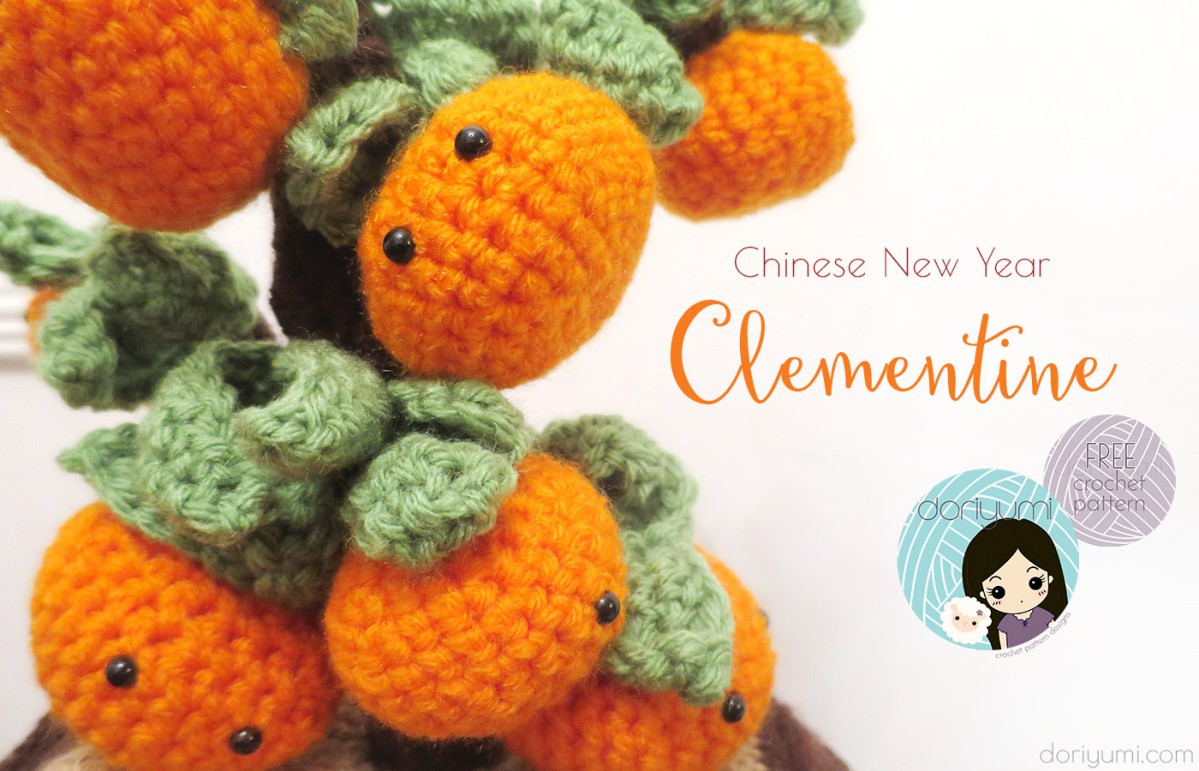 New Crochet Patterns Inspirational Chinese New Year Clementine Free Crochet Pattern Of Perfect 50 Ideas New Crochet Patterns