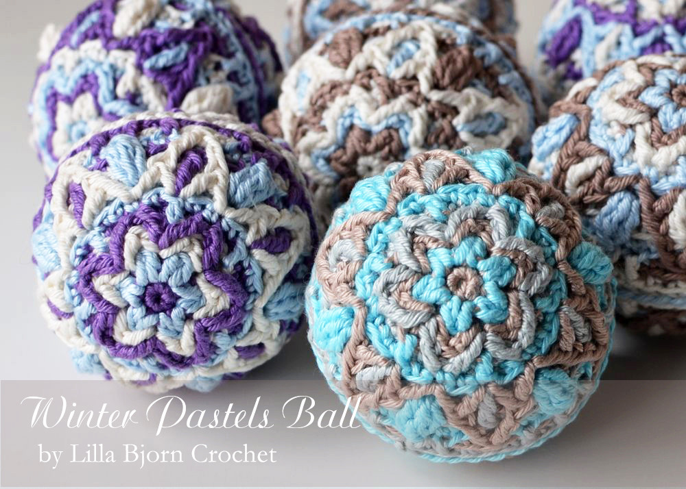 New Crochet Patterns Lovely Winter Pastels Ball – New Pattern Of Perfect 50 Ideas New Crochet Patterns