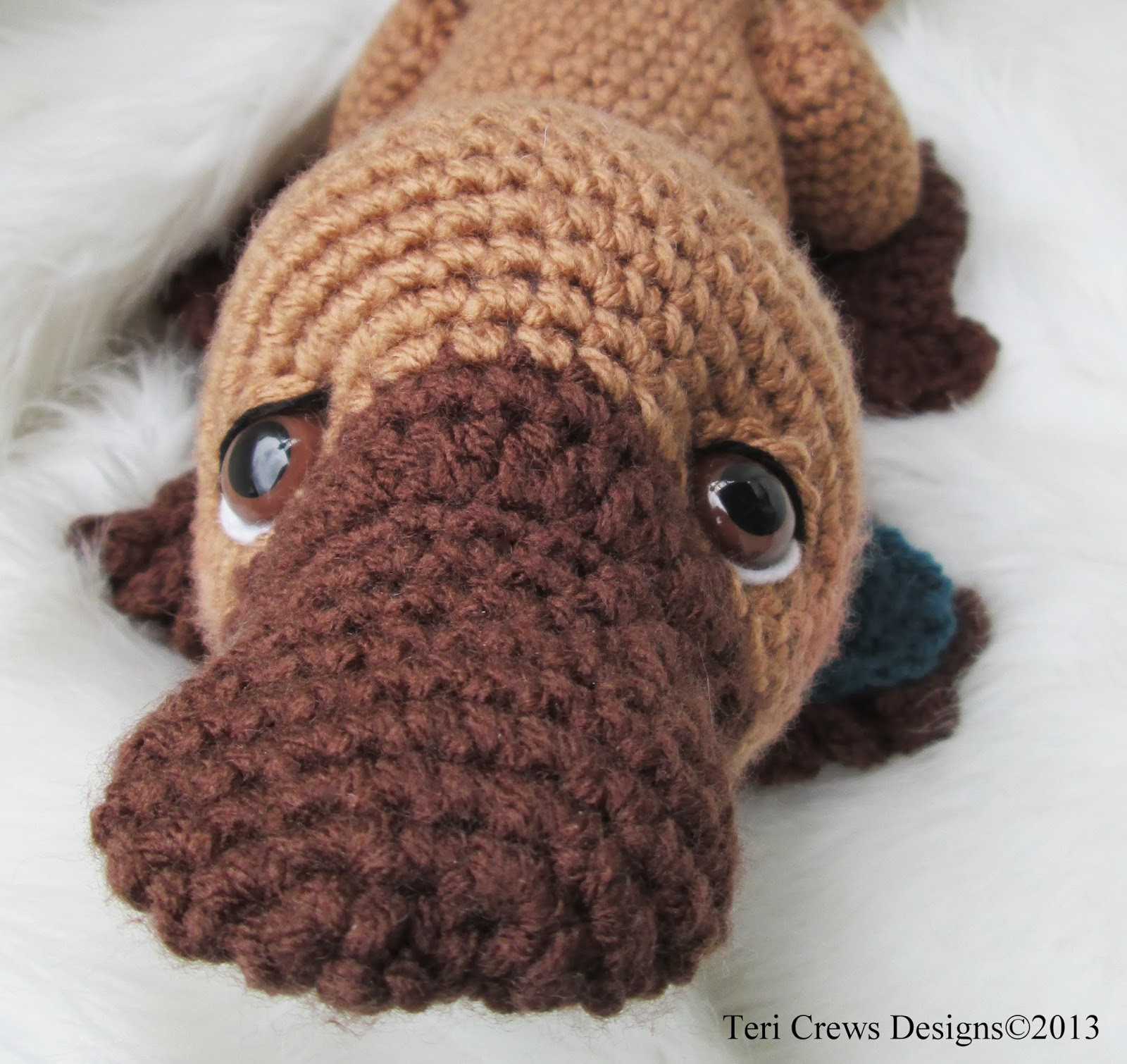 New Crochet Patterns New Teri S Blog New Simply Cute Platypus Crochet Pattern Of Perfect 50 Ideas New Crochet Patterns