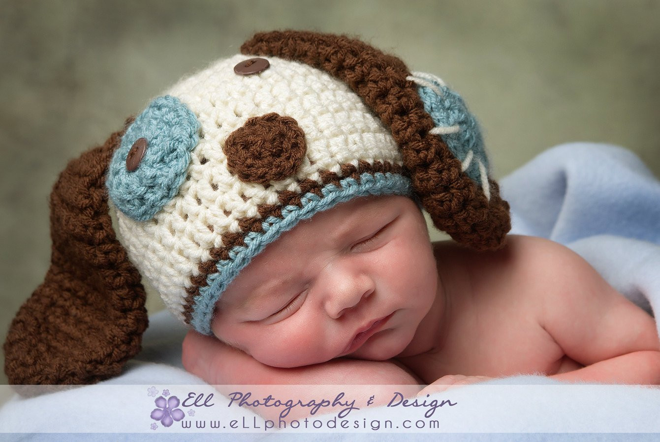 New Crochet Puppy Dog Hat Graphy Prop by Cherlynnephotography Crochet Dog Hat Of Marvelous 45 Pictures Crochet Dog Hat