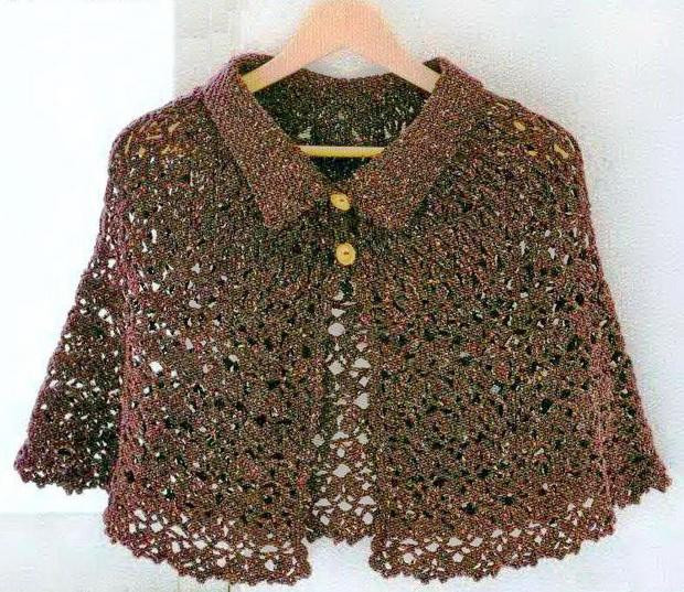 New Crochet Shawls Crochet Cape for Women Classic Cape and Crochet Cape Pattern Of Wonderful 49 Models Crochet Cape Pattern