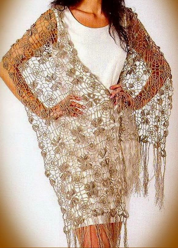 New Crochet Shawls Crochet Lace Shawl Wrap Gorgeous Fine Crochet Shawl Patterns and Wraps _crochet Shawl Patterns and Wraps