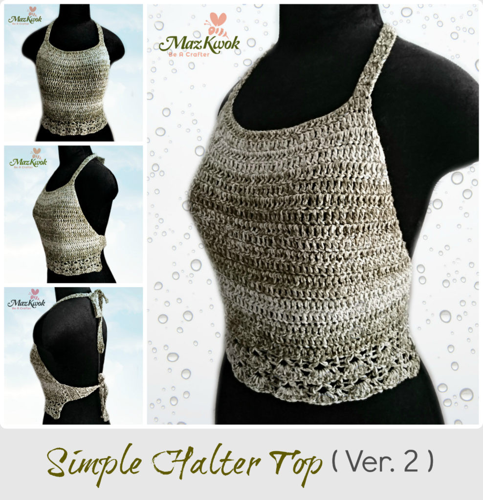 New Crochet Simple Halter top Crochet Halter top Crochet Crochet Halters Of Incredible 40 Models Crochet Halters