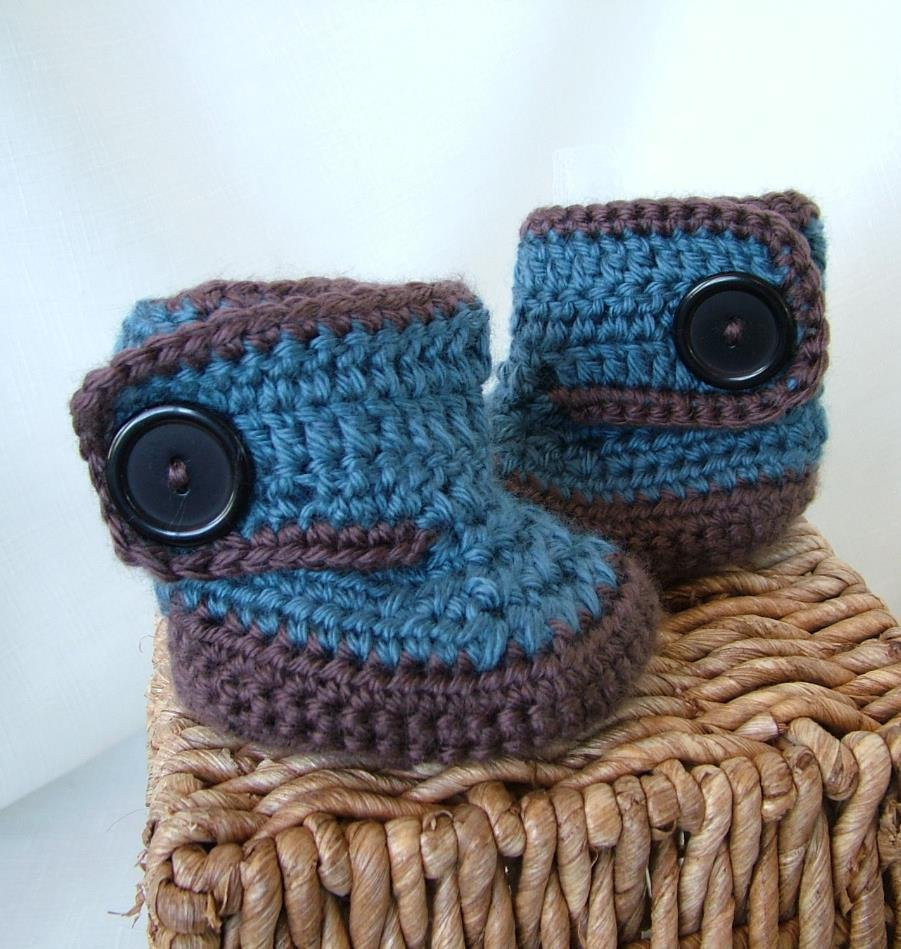 New Crochet Ugg Boots In Brown and Blue Crochet Uggs Boots Of New 45 Ideas Crochet Uggs Boots