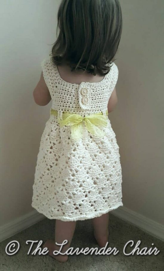 New Crochet Vintage Dress Pattern is Just Adorable Free Crochet toddler Dress Patterns Of Delightful 45 Pics Free Crochet toddler Dress Patterns