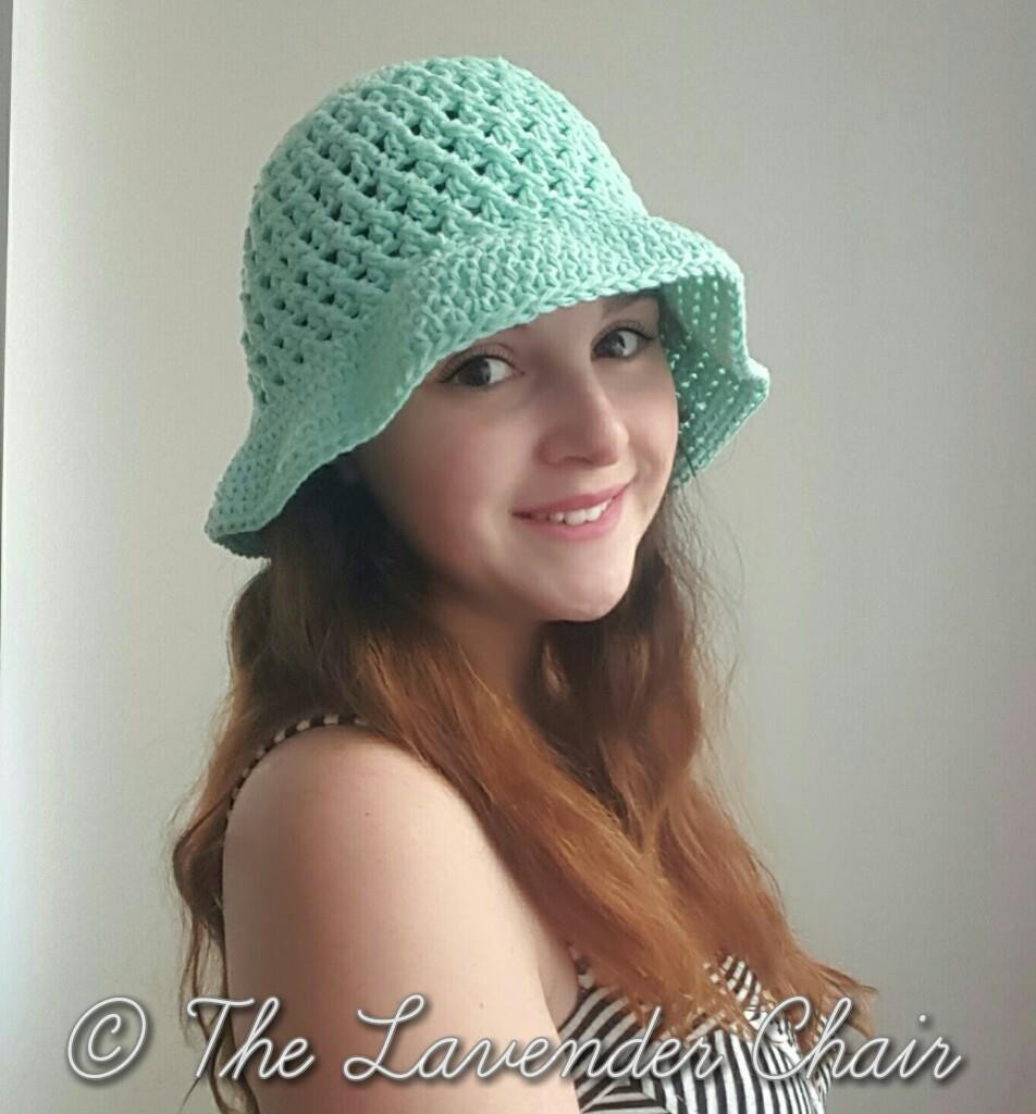 New Crossed Double Crochet Sun Hat Double Crochet Hat Of Great 43 Models Double Crochet Hat