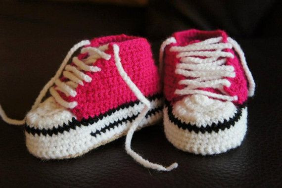 New Cutest Baby Crochet Converse Shoes Crochet Converse Baby Booties Of Wonderful 41 Models Crochet Converse Baby Booties