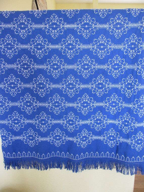 New Dazzling Blue Afghan Monk S Cloth Swedish Weaving Weaving Stitches Of Wonderful 42 Images Weaving Stitches