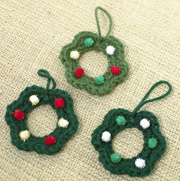 New Diy Wreath Christmas ornament Easy Free Crochet Pattern Free Christmas Crochet Patterns Of Charming 49 Images Free Christmas Crochet Patterns