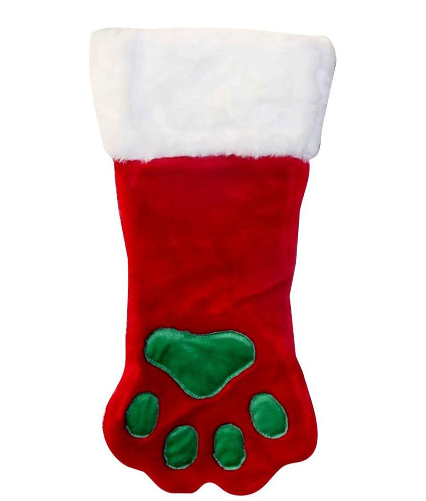 New Dog Christmas Stockings for Labradors the Labrador Site Dog Paw Stocking Of Charming 44 Ideas Dog Paw Stocking