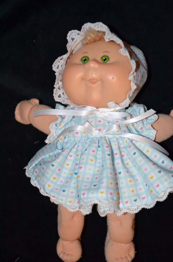 New Doll Clothes for 11 Newborn Cabbage Patch Doll by Dollsewsweet Newborn Cabbage Patch Doll Of Brilliant 49 Pictures Newborn Cabbage Patch Doll