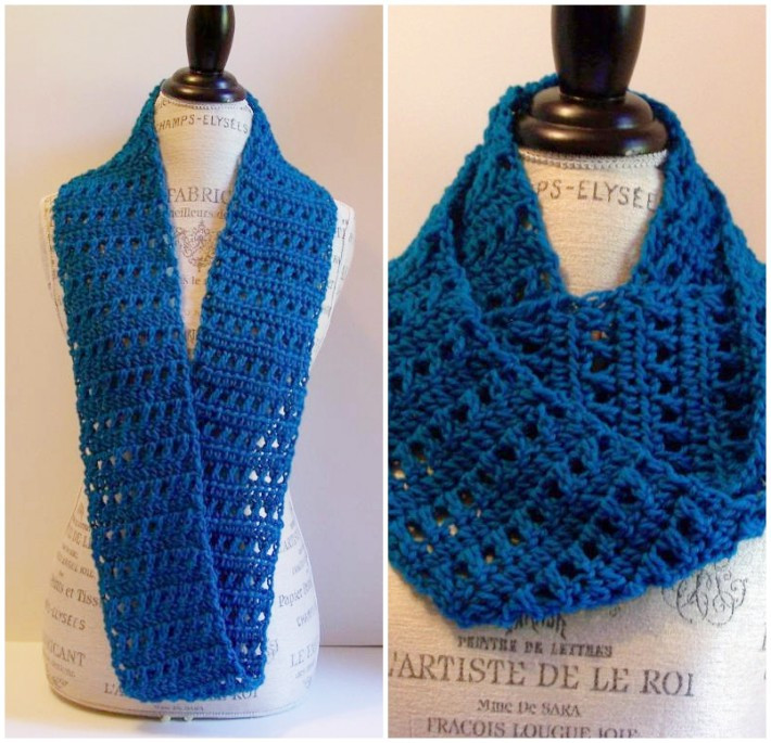 e Skein Crochet Scarf Patterns to Bust Your Stash