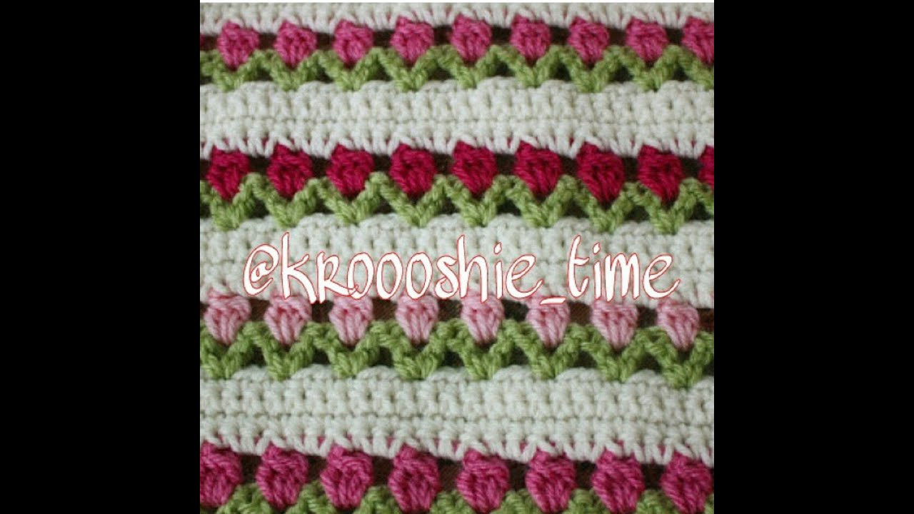 New ‫مفرش زهرة التوليب 2 Tulip Rose Crochet Afghan‬‎ Afghan Crochet Youtube Of Luxury 40 Pictures Afghan Crochet Youtube