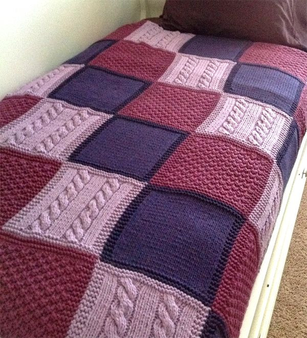 New Easy Afghan Knitting Patterns Easy Knit Afghan Of Contemporary 50 Ideas Easy Knit Afghan