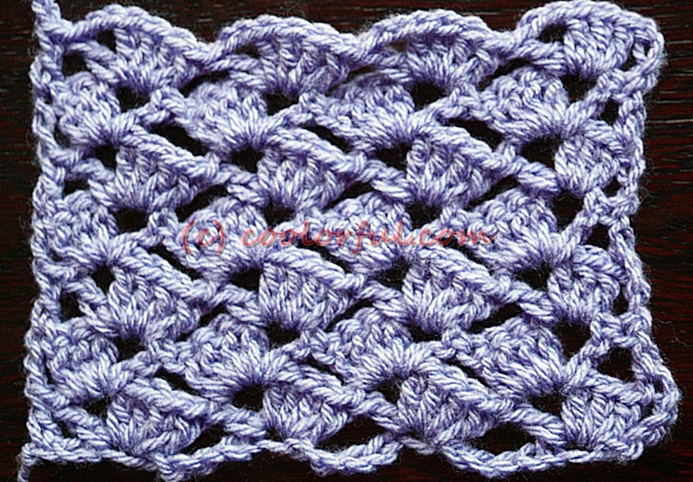 New Easy Crochet Stitches – Coolorful Crochet Stitches for Beginners Of Amazing 46 Models Crochet Stitches for Beginners