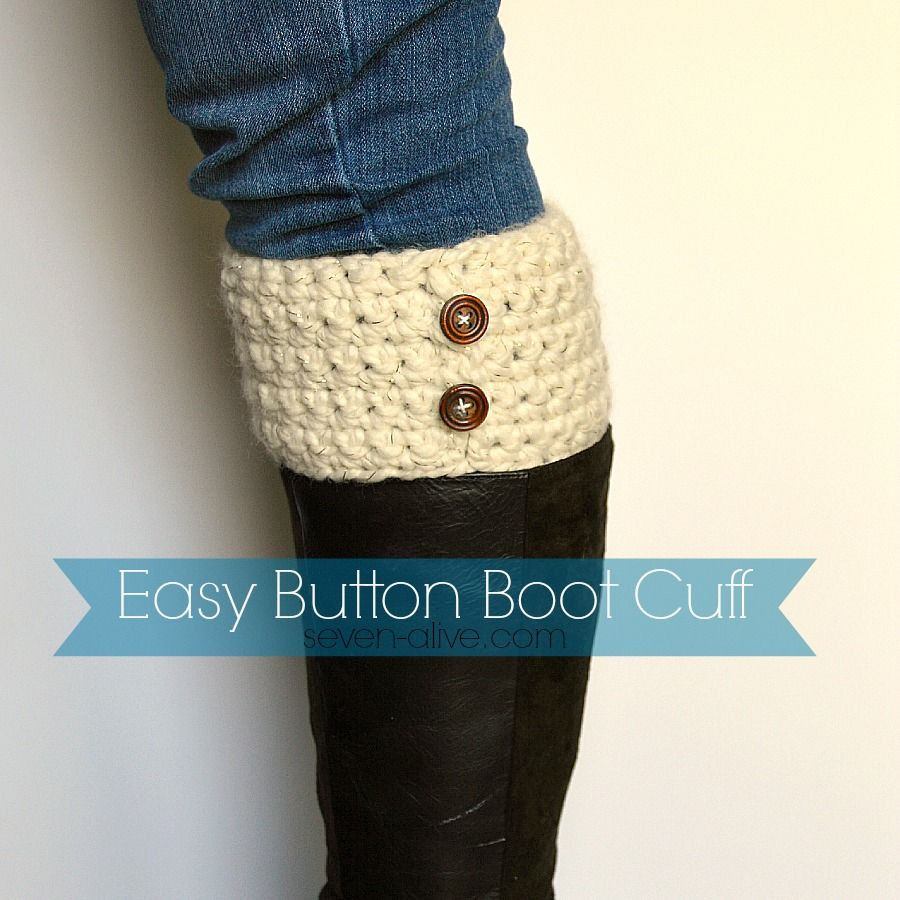 New Easy Crocheted Boot Cuff Pattern Quick Crochet Projects to Sell Of Fresh 45 Ideas Quick Crochet Projects to Sell