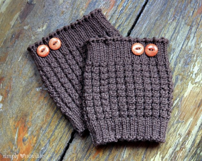 New Easy Knit Boot Cuffs Simply Notable Knitted Boot Cuffs Of Awesome Kriskrafter Free Knit Pattern 2 Needle Boot toppers Cuffs Knitted Boot Cuffs