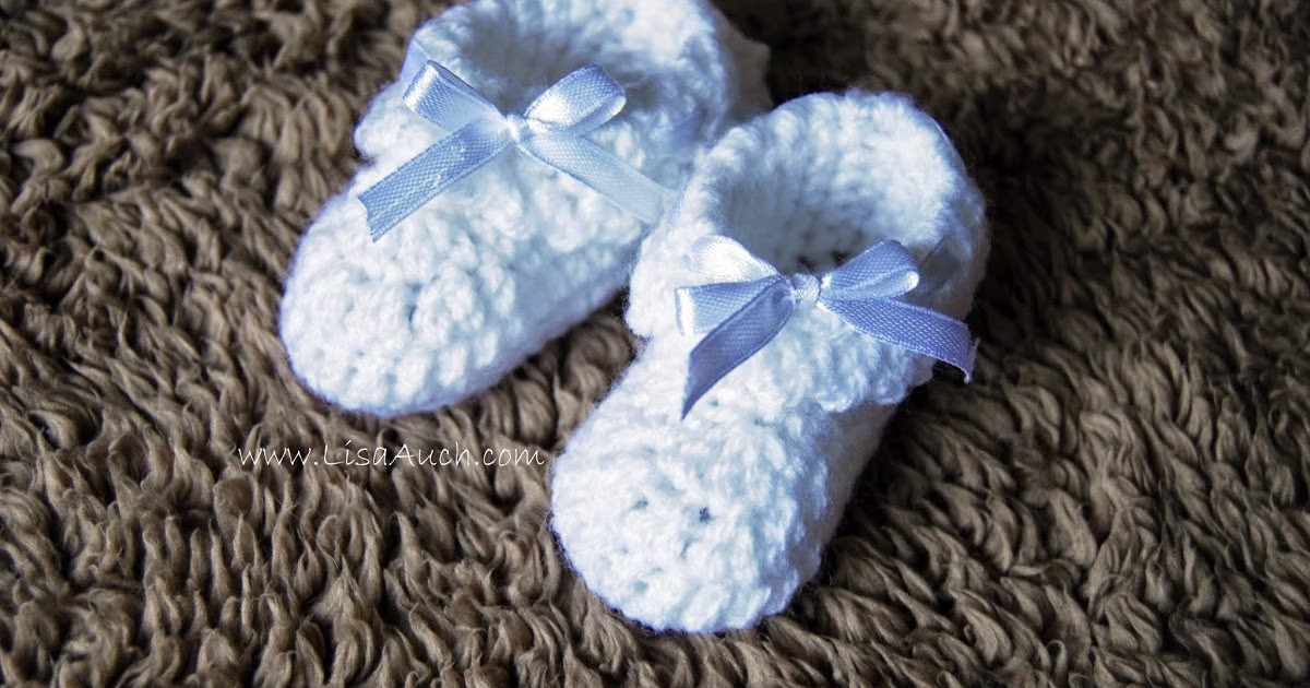 New Easy Vintage Crochet Booties Free Pattern Crochet Baby Booties for Beginners Of Awesome 49 Photos Crochet Baby Booties for Beginners