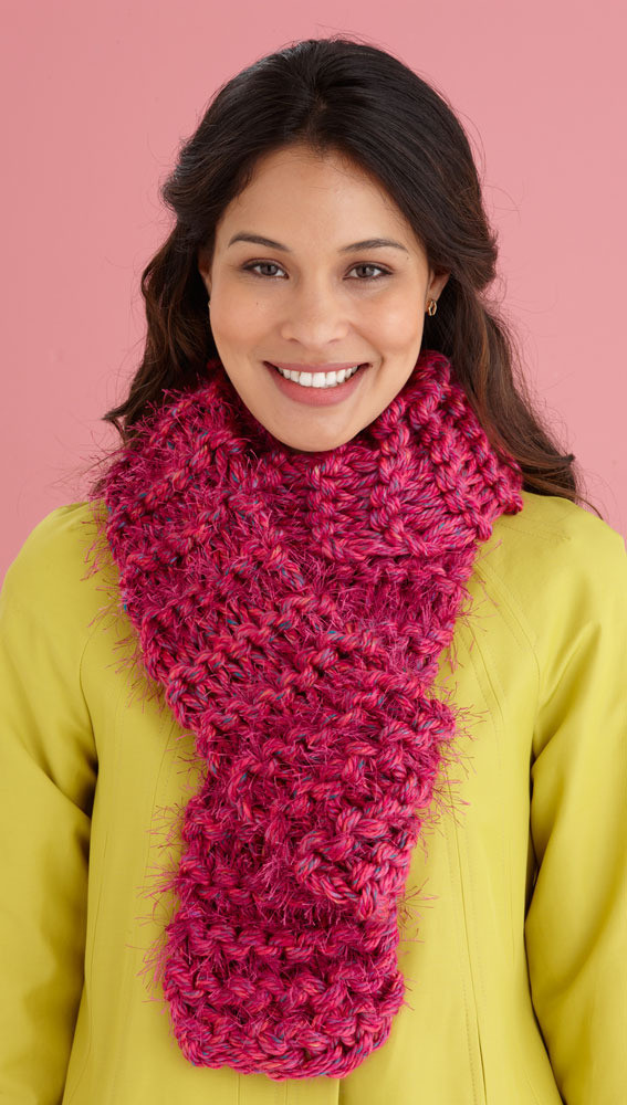 New Fabulous Furry Scarf In Lion Brand Hometown Usa L Lion Brand Yarn Free Patterns Of Contemporary 45 Pics Lion Brand Yarn Free Patterns