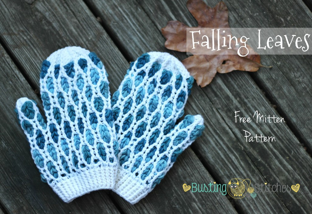 New Falling Leaves Mitten Pattern Busting Stitches Free Crochet Mitten Patterns Of Gorgeous 41 Ideas Free Crochet Mitten Patterns