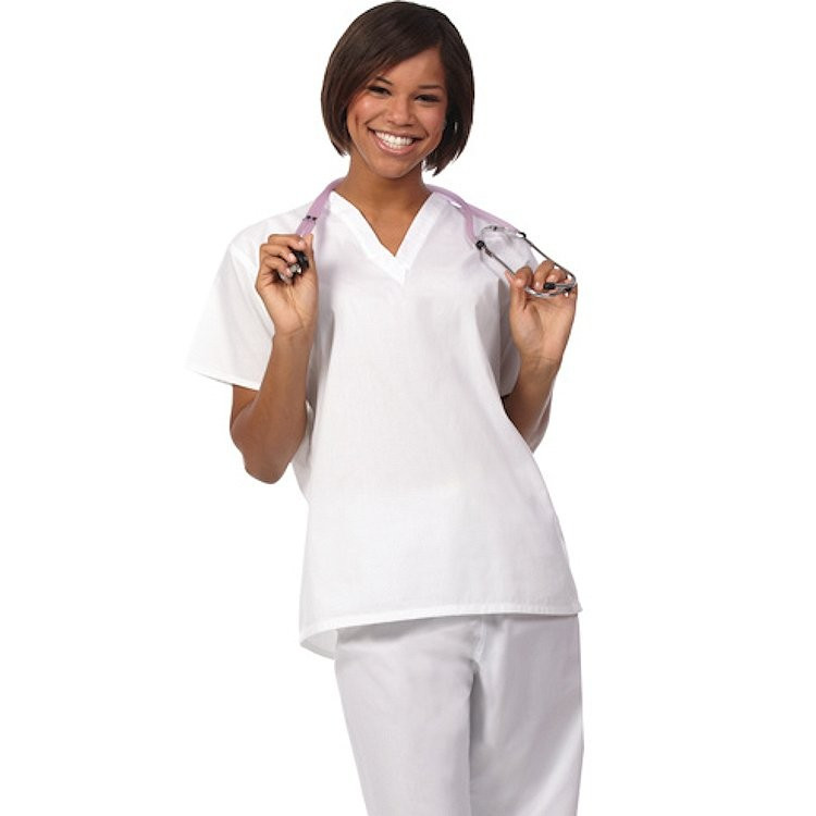 New Fashion Seal Uni Reversible Set In Sleeve Scrub Shirt Cotton Scrubs Of Attractive 47 Models Cotton Scrubs